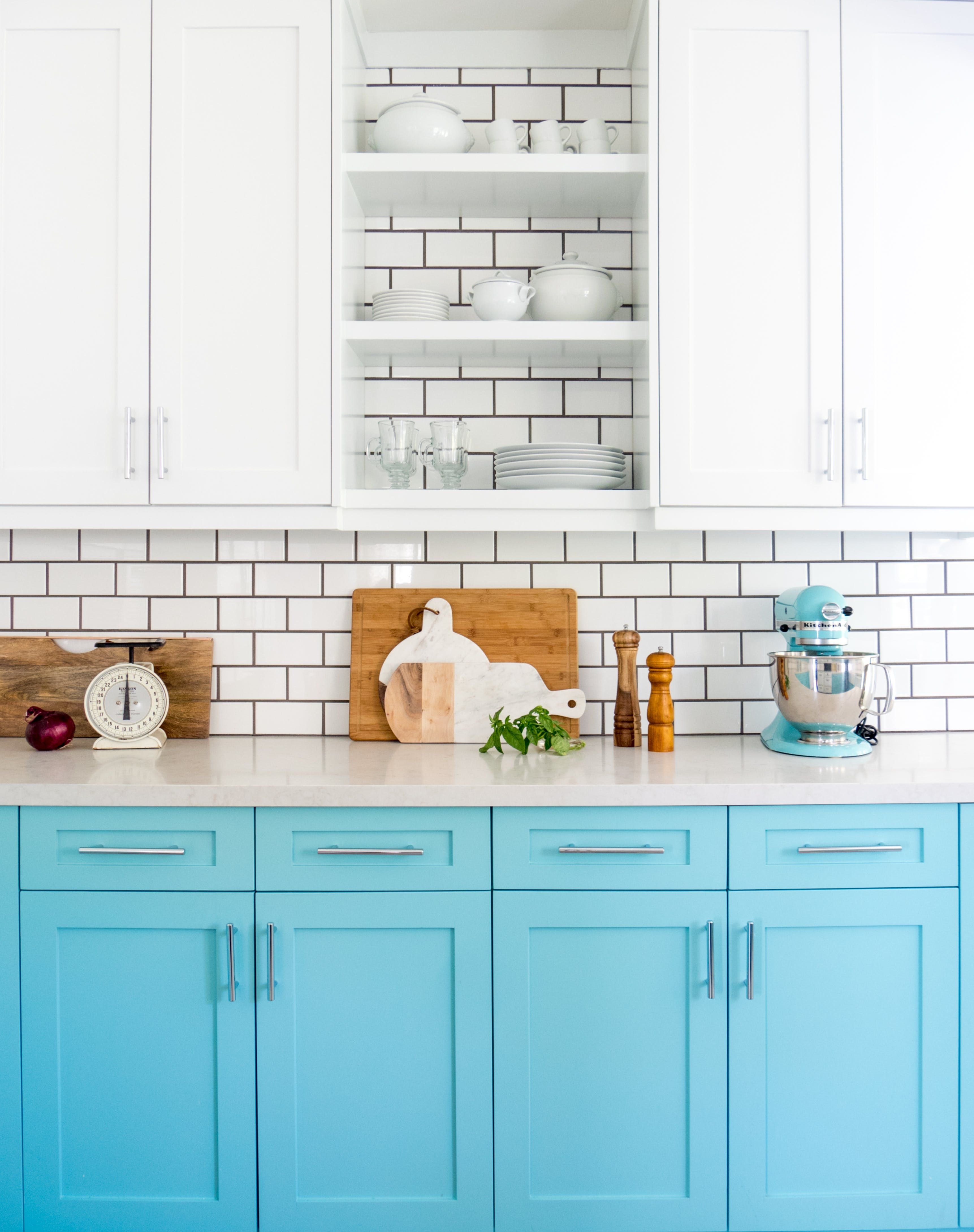 A Once Dark & Dreary Kitchen Gets a Jaw-Dropping Remodel | Pinterest ...