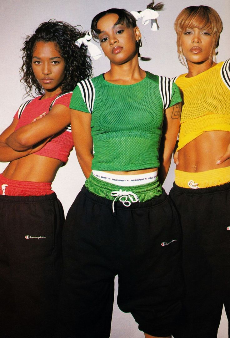 Tlc Outfits 90s Halloween . Tlc Outfits