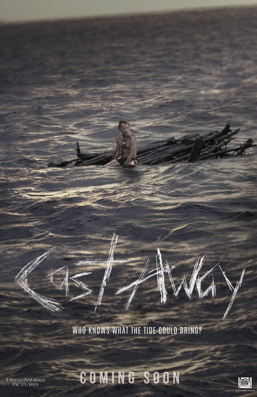 Cast Away 2000 900 X 1391 In 2020 Cast Away Movie Cast Away 2000 Classic Movie Posters