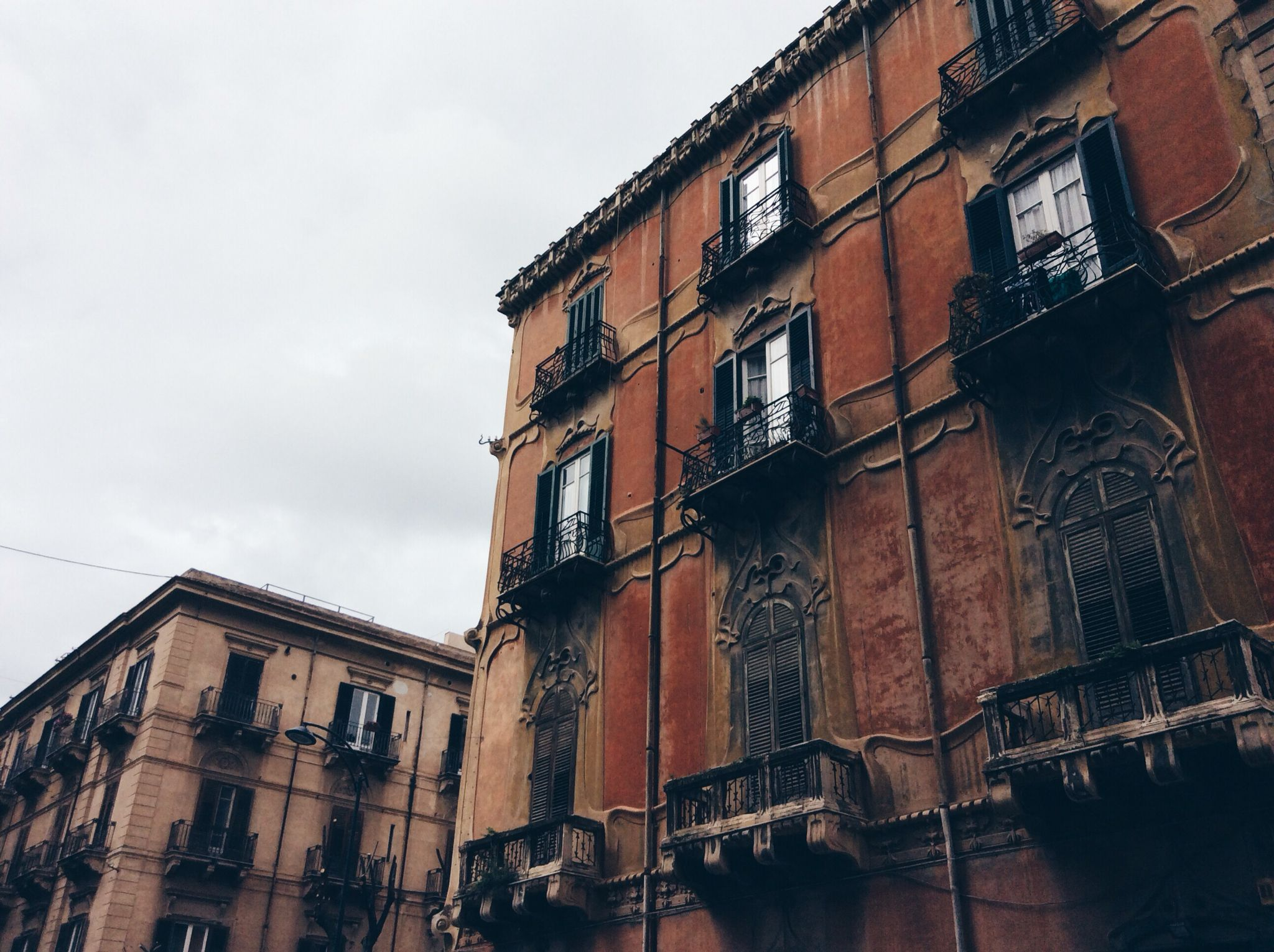 Palermo and its amazing buildings | #Palermo #architecture #artnouveau