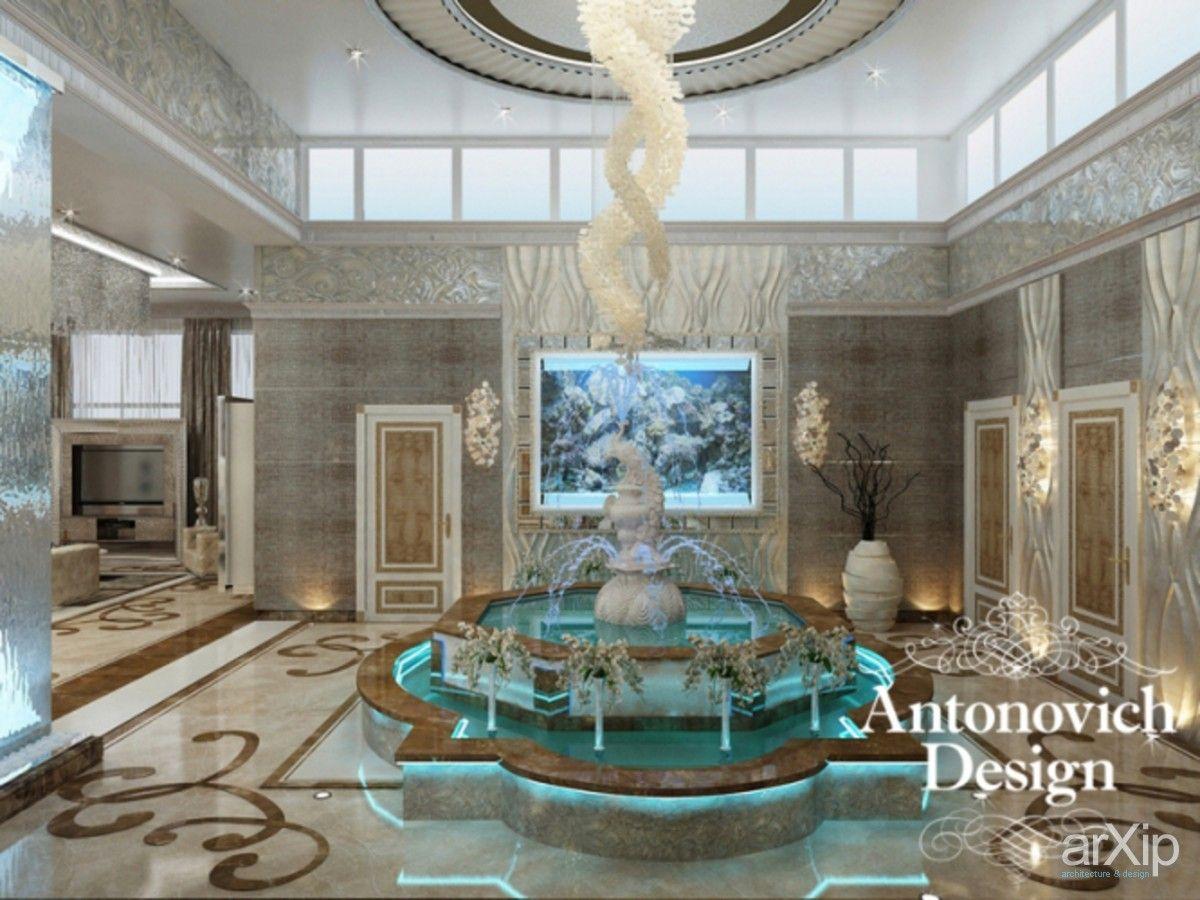 Авторский интерьер дома от студии ANTONOVICH DESIGN: зd визуализация, интерьер #3dvisualization #interior arXip.com
