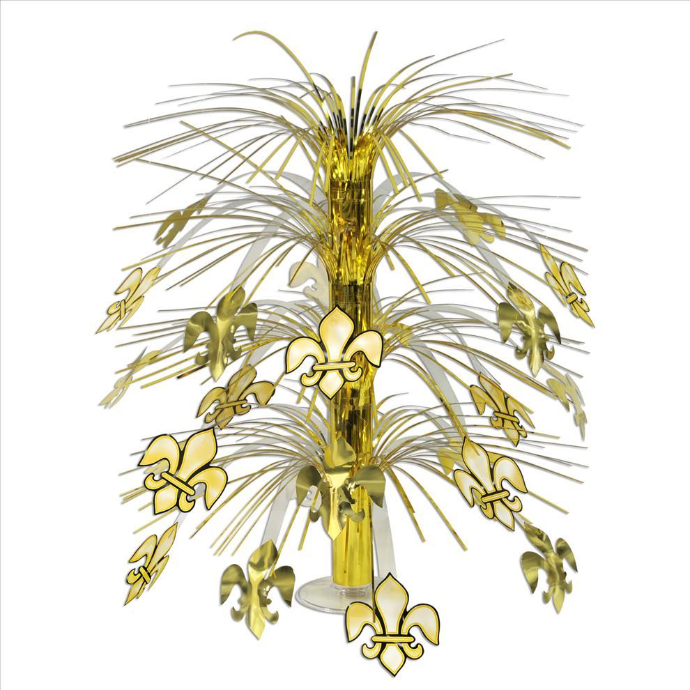 Fleur De Lis Centerpiece ($)