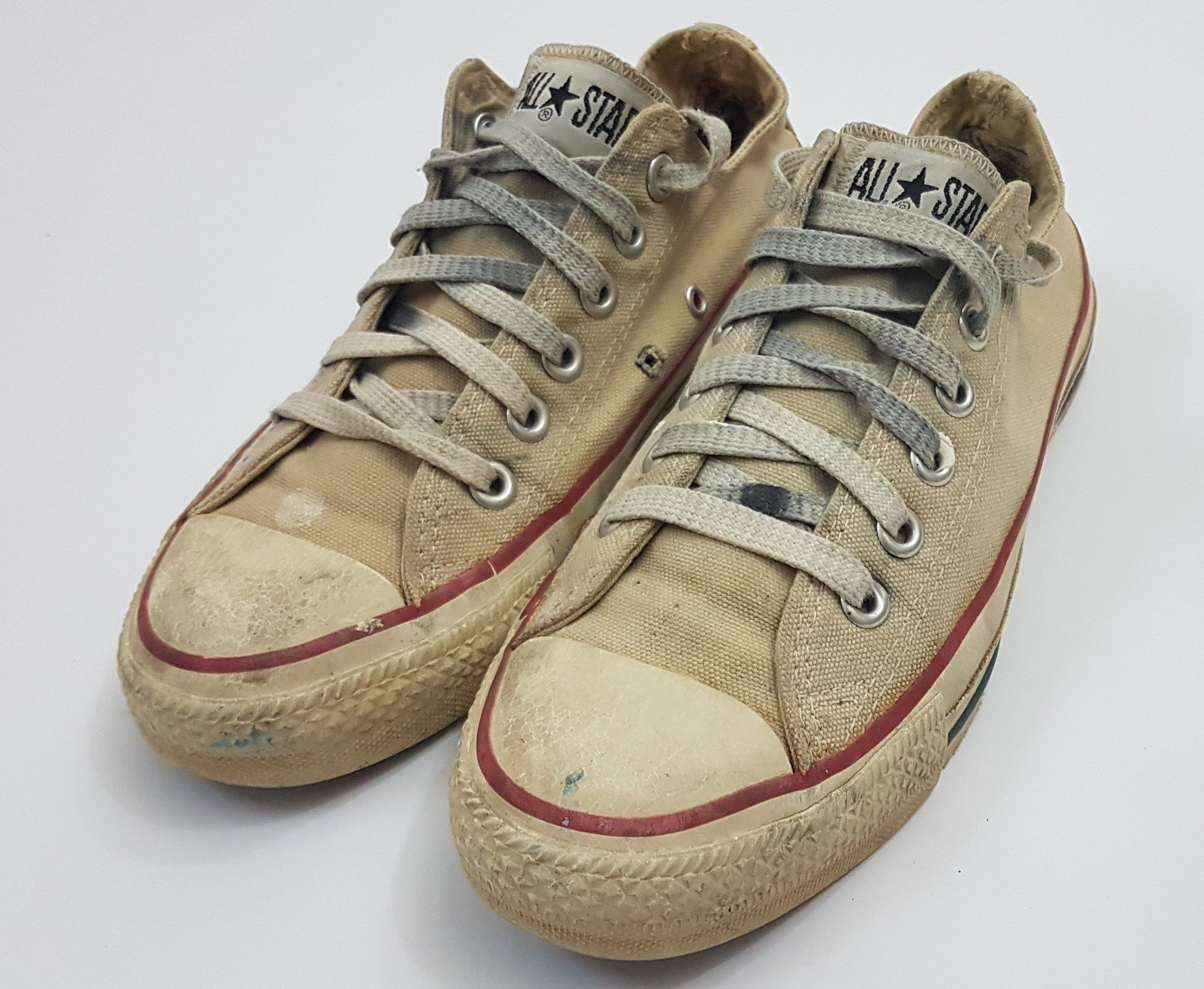 Vintage 90s converse All Star shoes Sneakers Chuck Taylor