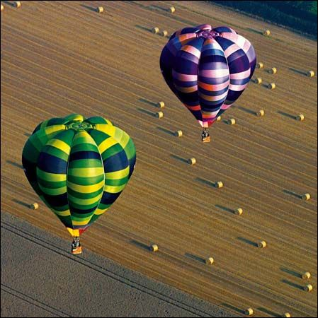Colourful hot air balloons photographic greeting card from our photographic greeting card from our national trust range card contains m4hsunfo