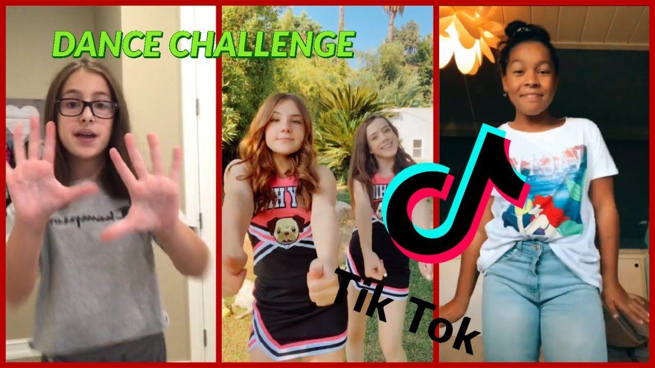 Piper Rockelle Bby I Tik Tok Dance Challenge Compilation Challenges Tok Dance