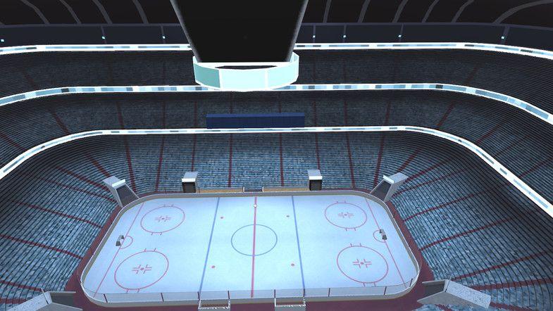 Hockey Arena Stadium Arena Hockey Environments Stadium Hockey Arena Stadium Arena