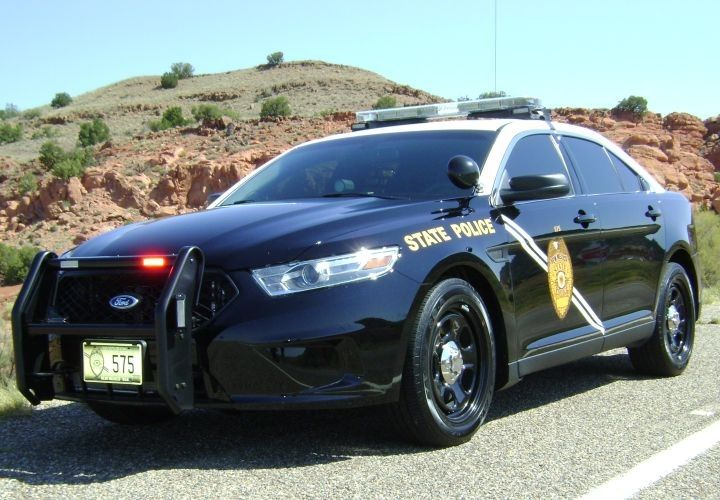 In Service Cop Cars Ford Police Interceptor Sedan Ford Police Police Cars Police