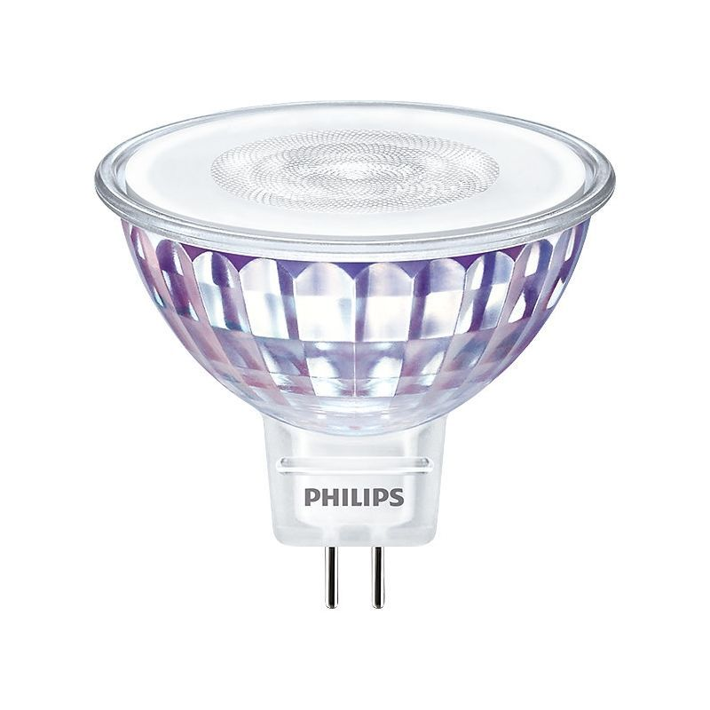 Philips 81554000 Ampoule Led Blanc Chaud 7 W Gu5 3 A Led