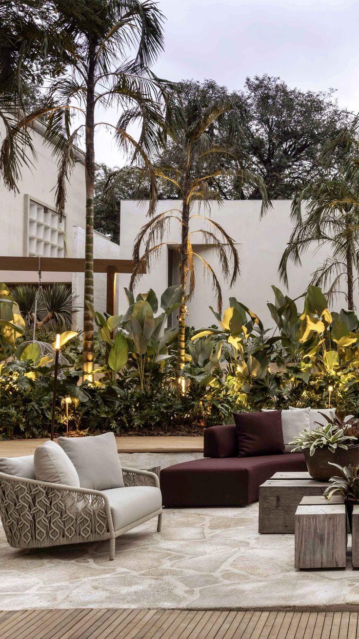 CASACOR SP: Jardim Elementar é inspirado na fluidez do ... on Elementar Outdoor Living id=35632