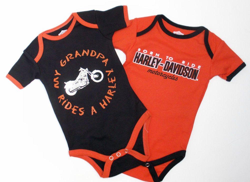 Harley-Davidson Baby Boy