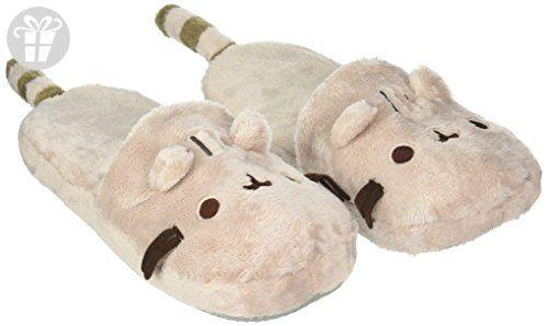 04216e7f2b6c GUND Pusheen Plush Slippers ( Amazon Partner-Link)