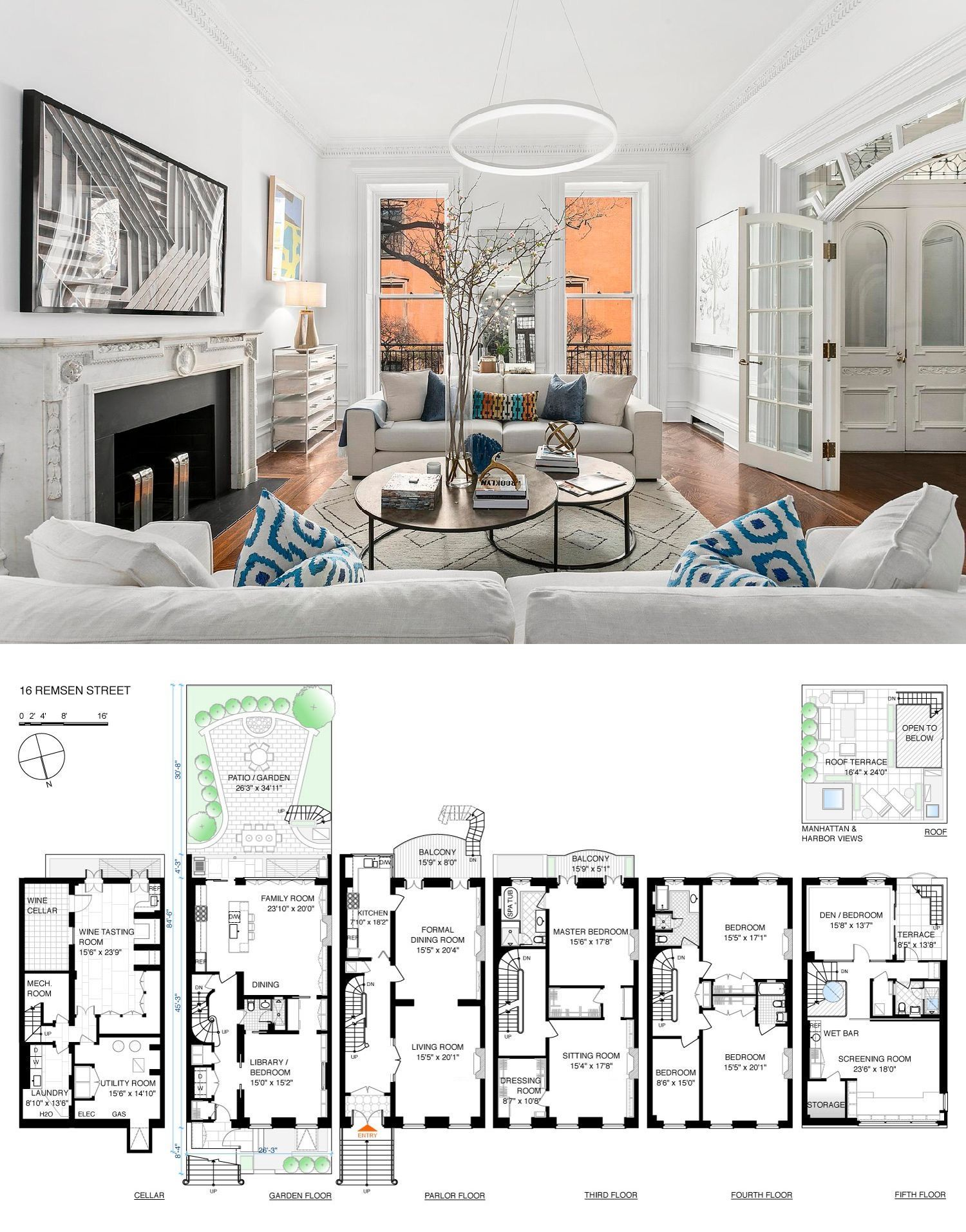 Pin By Sehr Antonio On Board 1 In 2020 Brooklyn House New York Townhouse Townhouse