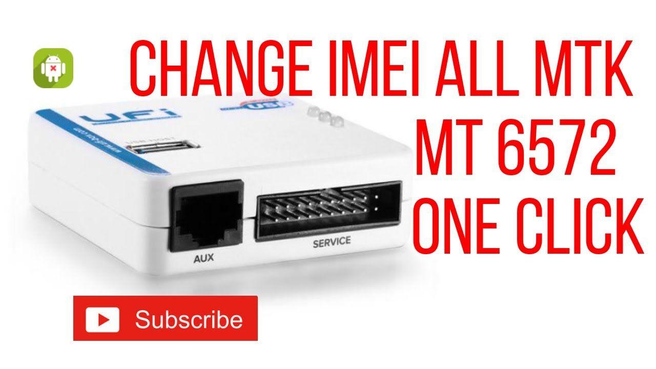 Repair imei all Mtk 6572 DOne via Ufi box tool | Repair Imei