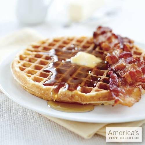 Best Buttermilk Waffles Cook S Illustrated Buttermilk Waffles Recipes Waffle Recipes