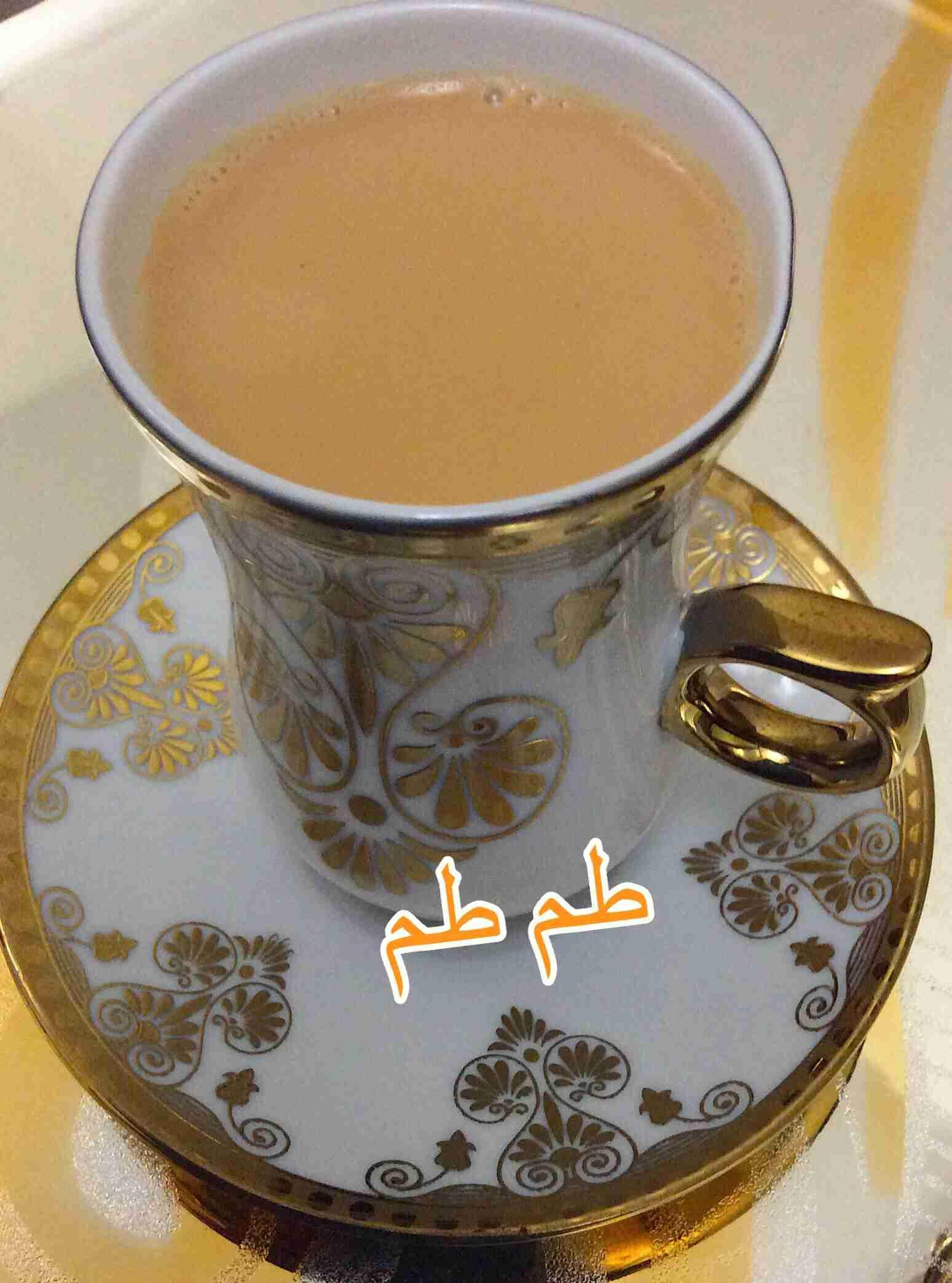 شاي كرك لذيذ جدا زاكي Arabic Food Snacks Tea