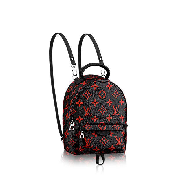 Palm Springs Backpack Mini Monogram Canvas in Women s Handbags collections  by Louis Vuitton 826501c41c487