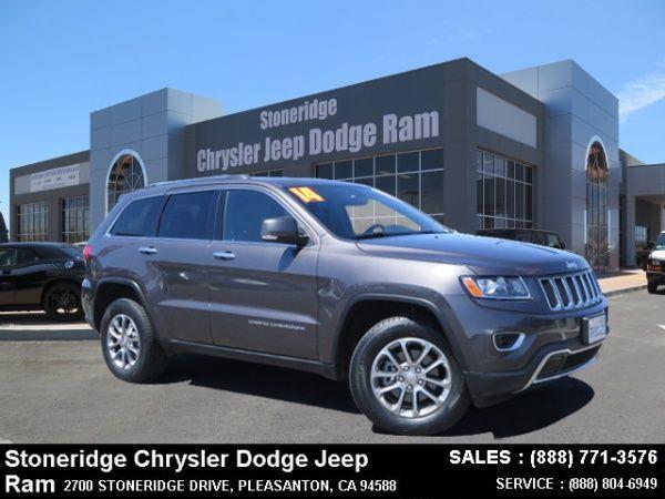 Used 2014 Jeep Grand Cherokee For Sale In Pleasanton Ca Truecar