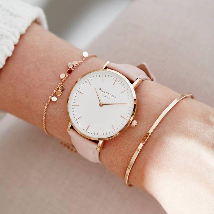 Sí, por favor, para detalles de oro rosa y la siempre linda bowery en rosa. 💕 Gratis …