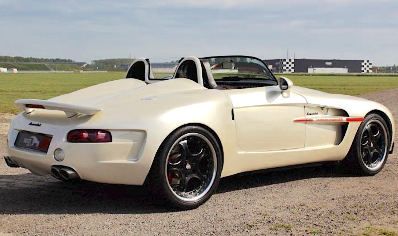 1984 Heynsdyk Porsche 2500 Sf Supercharger Unique Cars Porsche Supercharger
