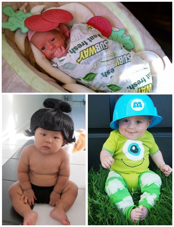 The Cutest Baby Halloween Costumes Crafty Morning Cute Baby Halloween Costumes Halloween Baby Pictures Funny Baby Costumes