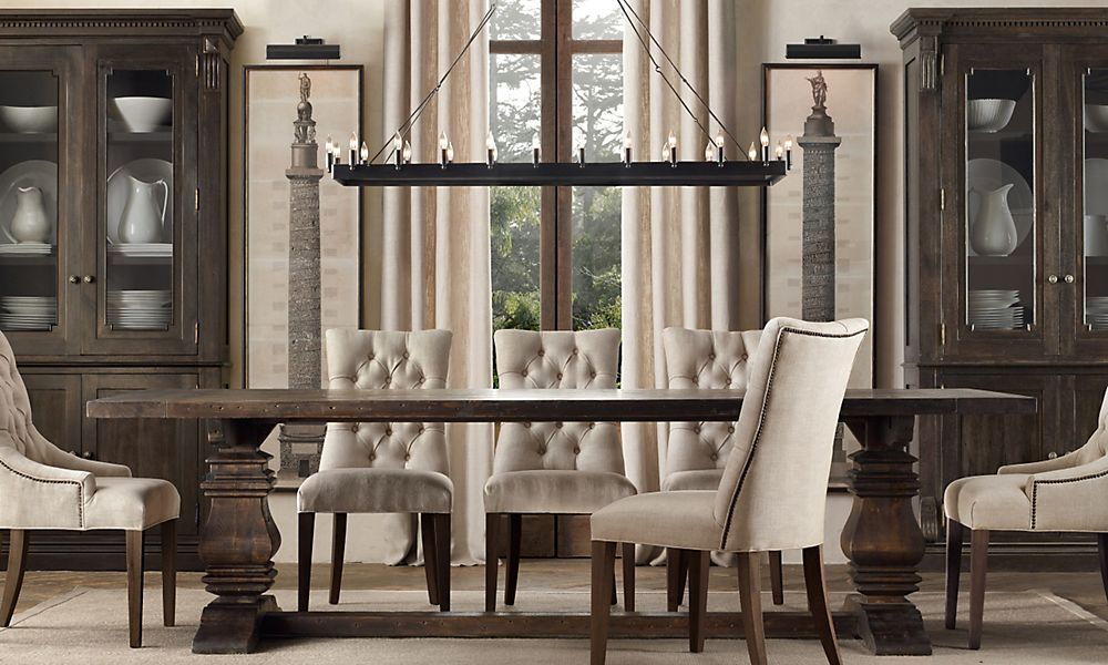 Restoration Hardware 2014 Interiors Source Book: Camino ...