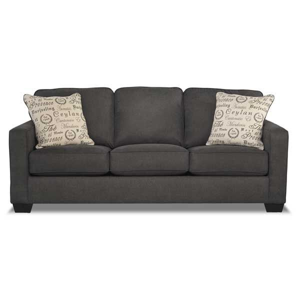 Aleyna charcoal sofa american furniture warehouse for Sectional sofa american furniture warehouse