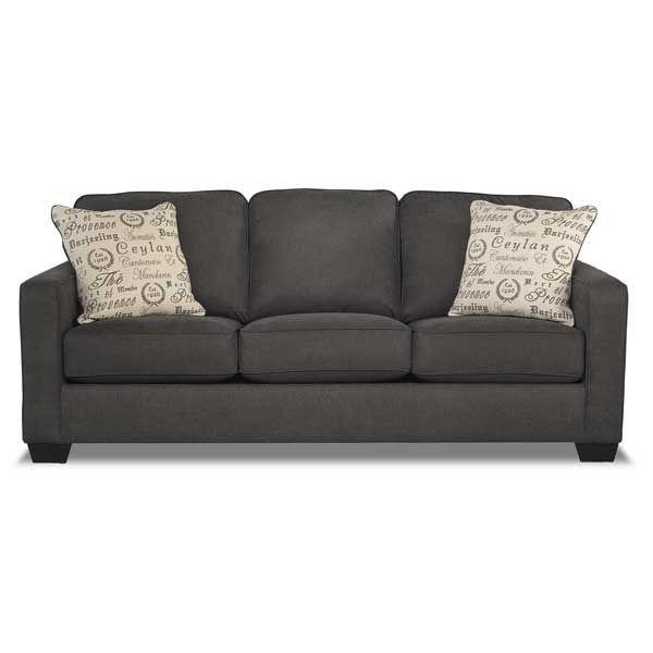 Hack This. Slender Legs, Ditch Pillows, Tuft Pillows.