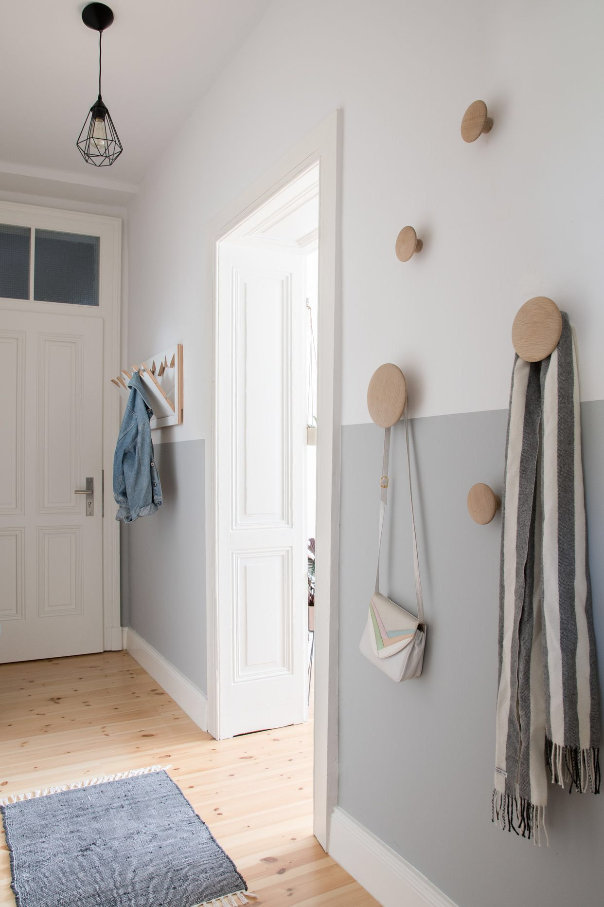 4 einrichtungstipps f r einen kleinen flur interior in for Kleine garderobe einrichten