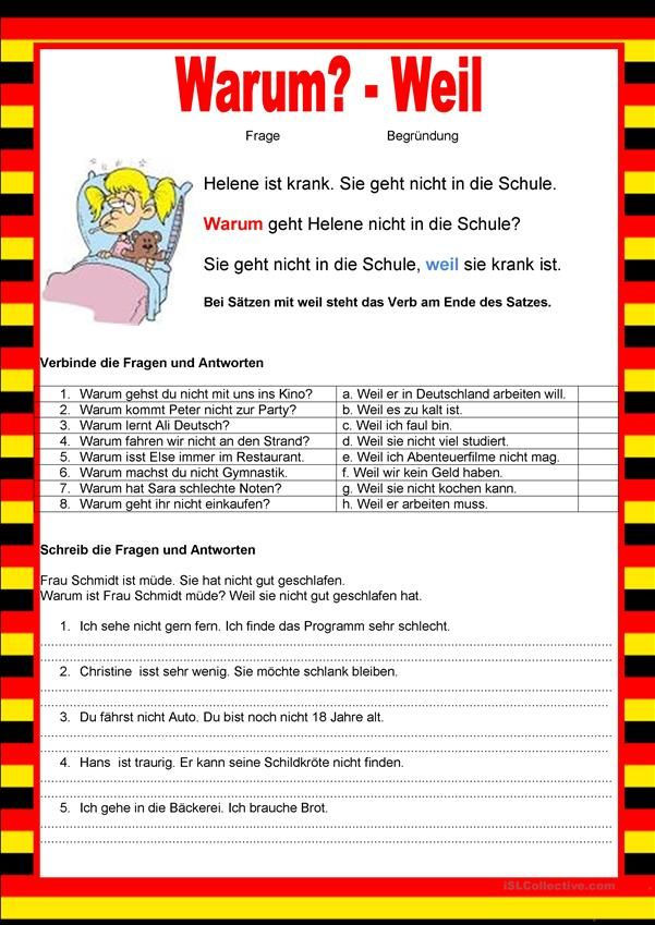 Pin von Krisztina Harine Mayer auf Deutschunterricht | Pinterest ...
