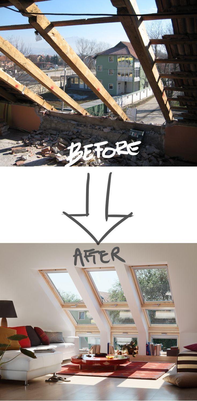 14+ erstaunliche Badezimmer Dachgeschoss Keller Ideen #atticapartment