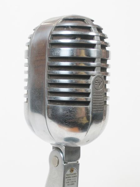 """Electro Voice 726 """"Cardyne"""" microphone"""