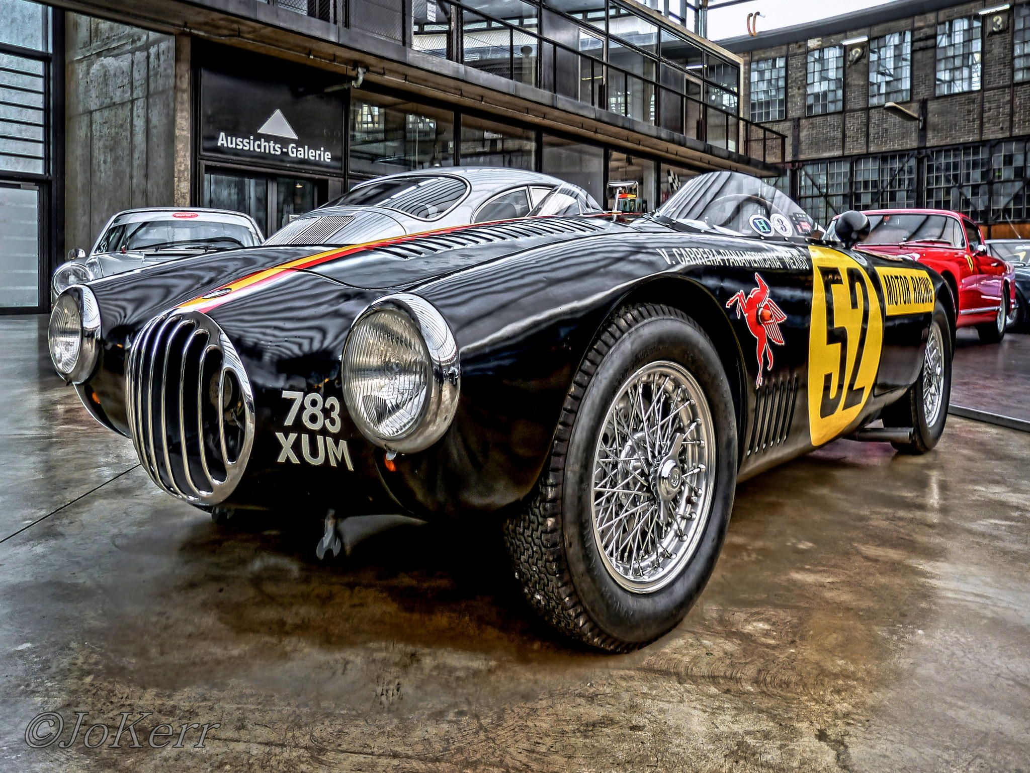 Photograph Osca Mt4 1954 By Jo Kerr On 500px Vintage Racing