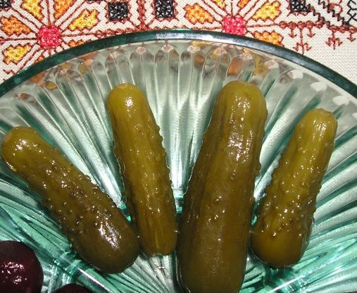 No-vinegar Dill Pickles Recipe - Food.com