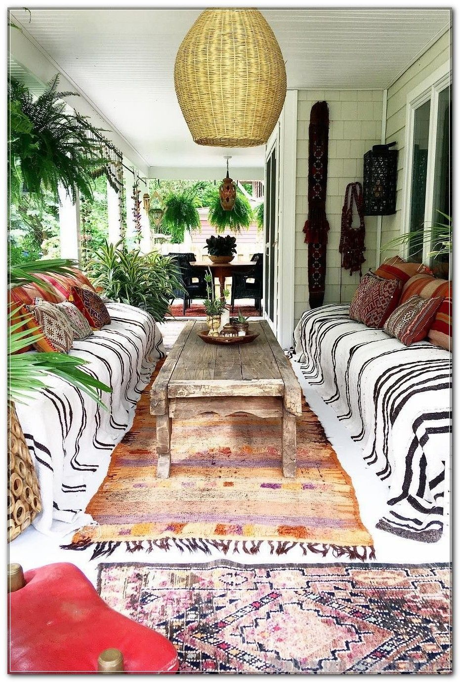 Bohemian Home Decor And Love Have 4 Things In Common