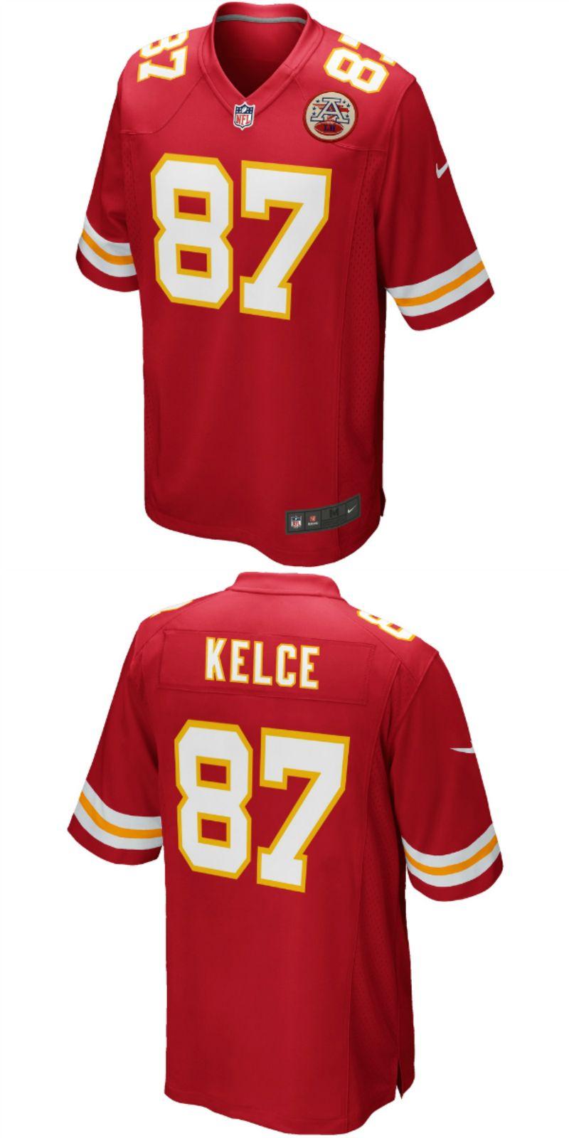 sports shoes 11f2a 4e82a UP TO 70% OFF. Travis Kelce Kansas City Chiefs Nike Salute ...