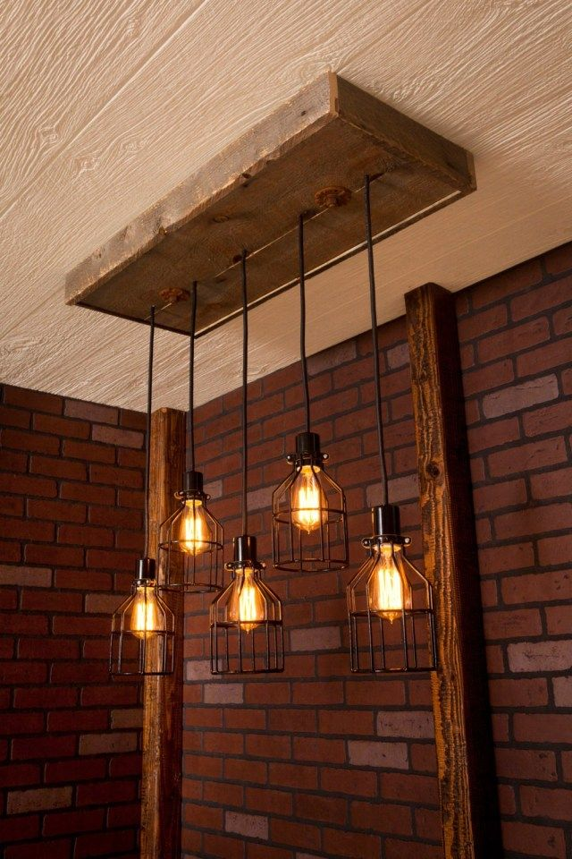 Beautiful Photo Of Rustic Industrial Chandelier With Images