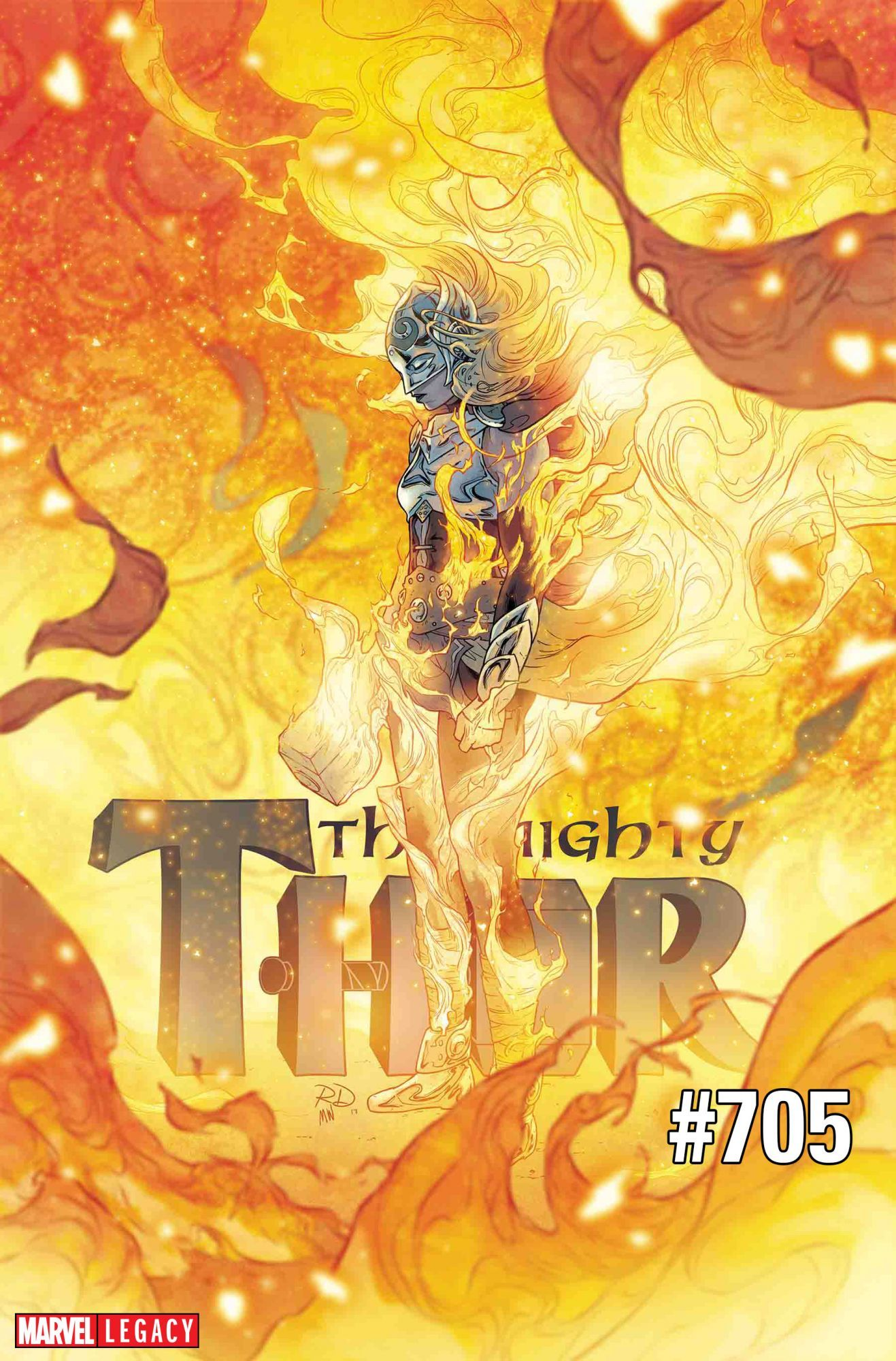 Marvel Promising Shocking Twist in Death of the Mighty Thor Storyline in Thor #705