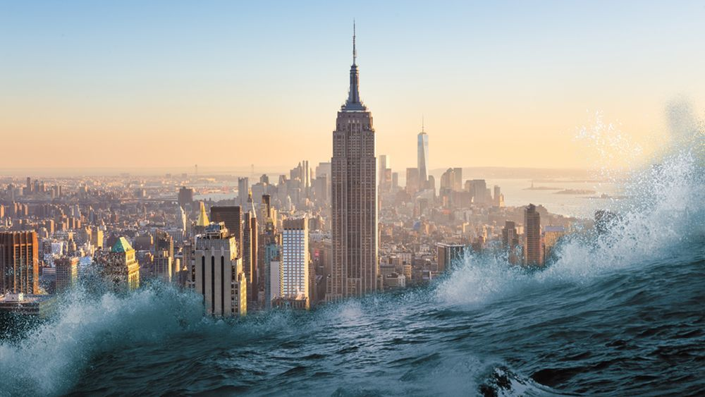 NYC might drown Not now but in