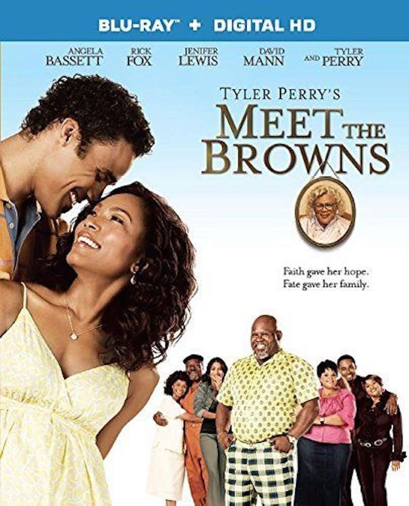 Blu-Ray Meet The Browns Tyler Perry ...