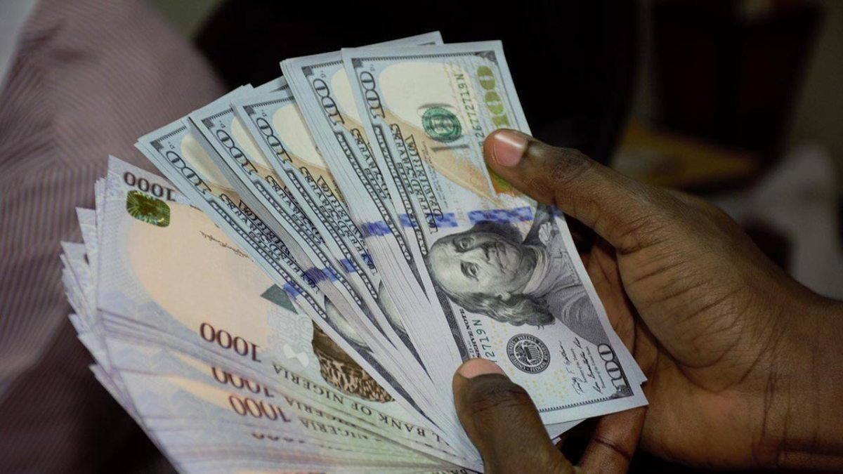 Nigeria S Naira Gain More Now 363 Per United States Dollar
