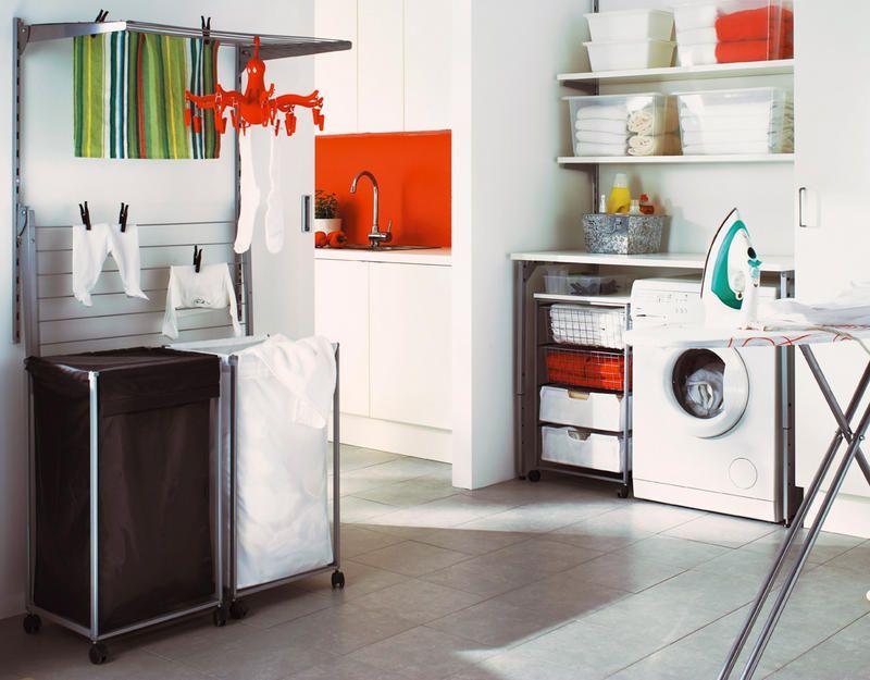 Decoraci n en el cuarto de lavado mi depa proyecto - Lavaderos ikea ...
