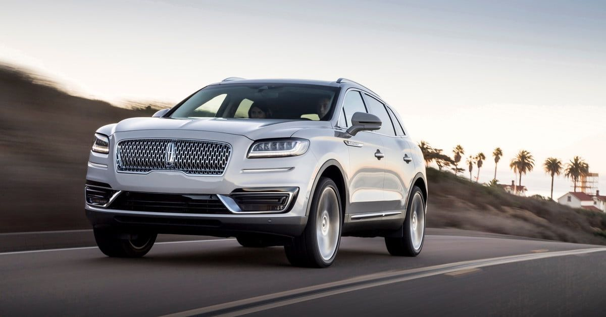 2019 Lincoln Nautilus Lincoln Cars Best Compact Suv Best Midsize Suv