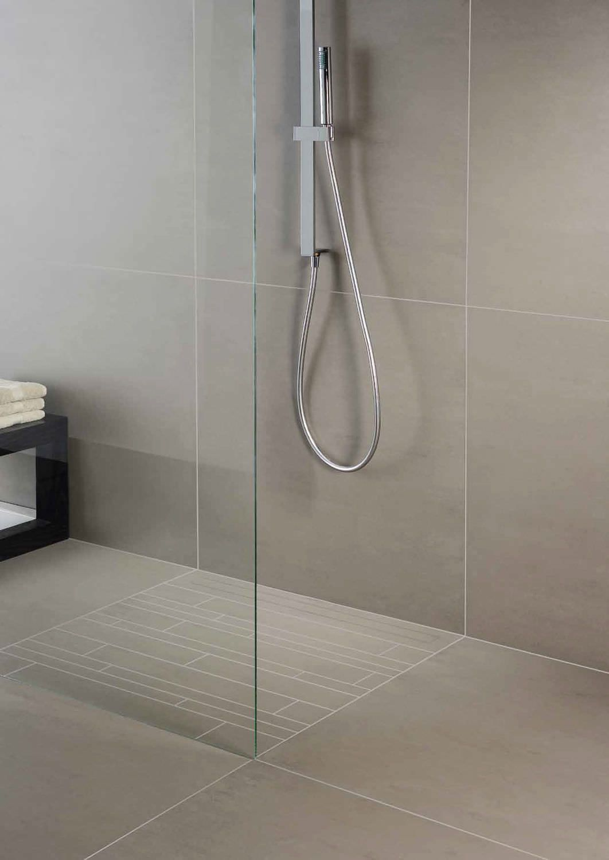 Ceramic floor tile: concrete look - TERRA TONES by Royal MOSA ...