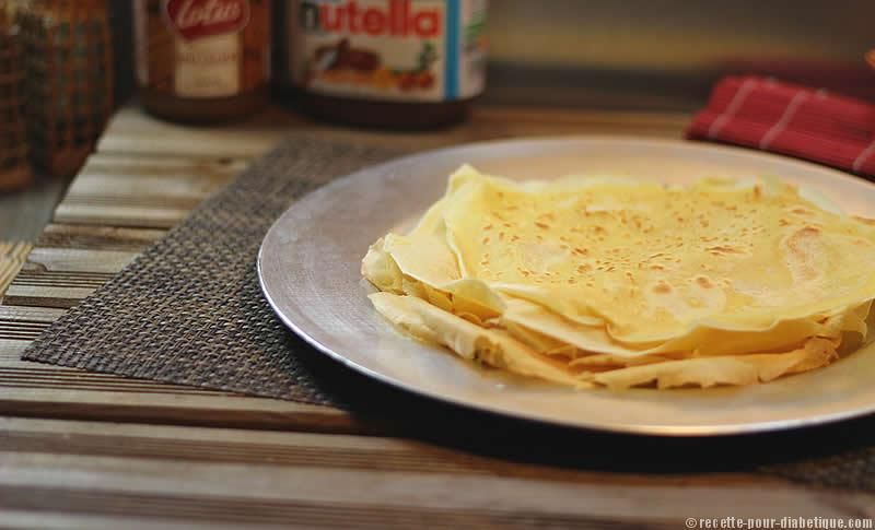 Crepes Allegees Recipe Crepes Pinterest Crepes Crepes