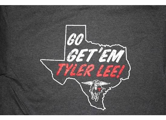 Yeehaw! Tyler Lee Texas shirts!