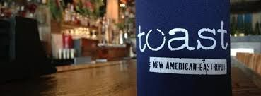 Monday, September 16, 2013 enjoy dinner at Toast where a portion of your dinner's proceeds will be donated by Toast to the Richmond Symphony!