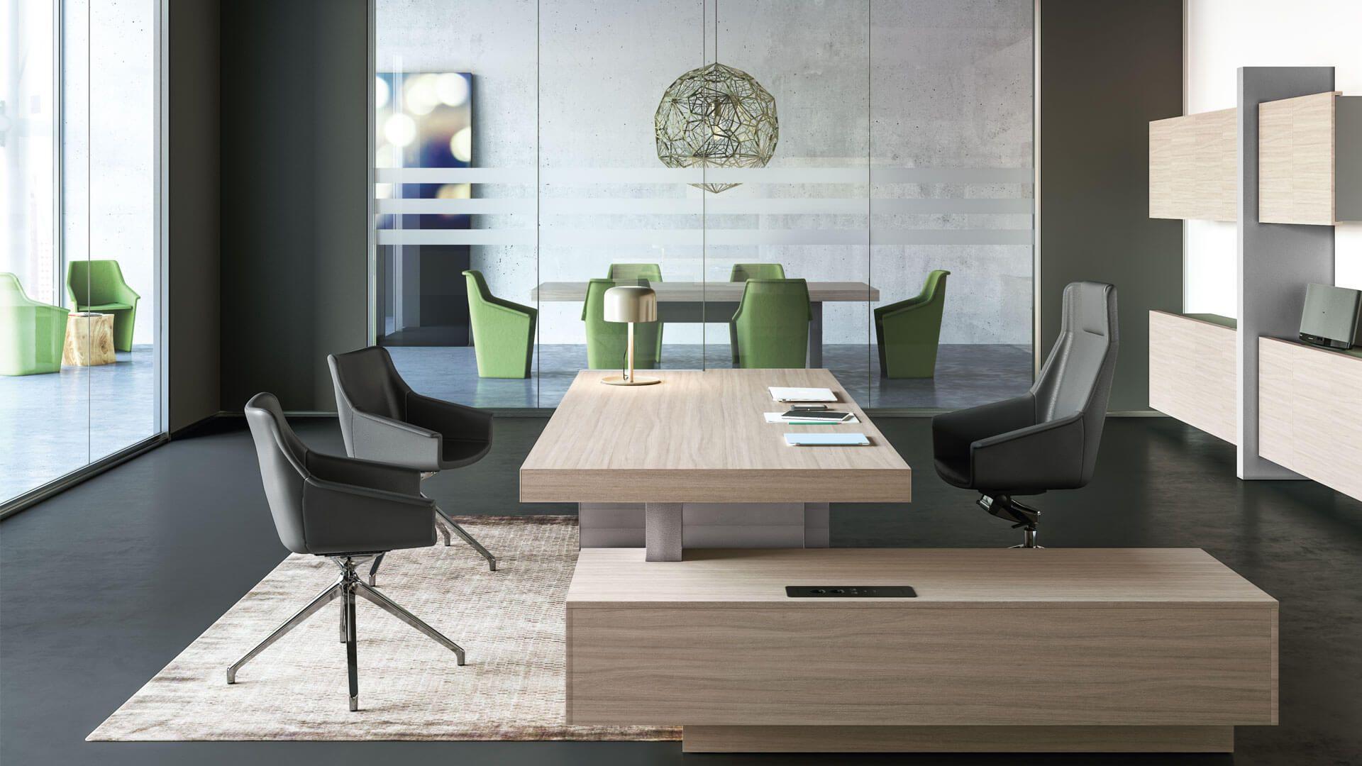 10 Ideas De Escritorios Ejecutivos Escritorio Ejecutivo Diseño De Interiores Escritorios