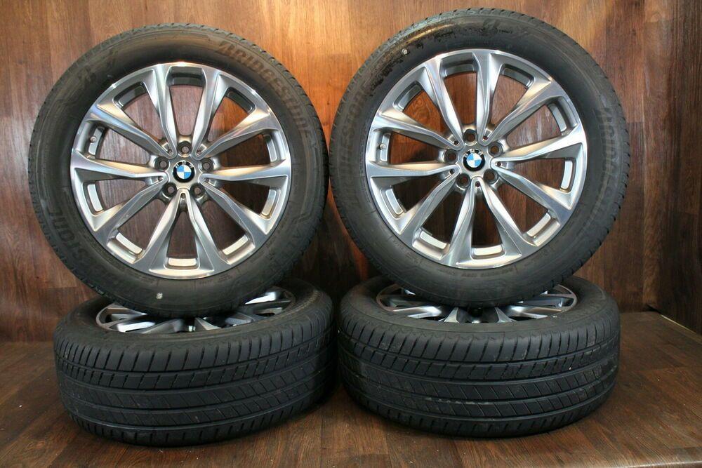 Ebay Sponsored Original 19 Zoll Sommerrader Bmw X3 G01 X4 G02 V Speiche 692 Sommerradsatz Bmw X3 Bmw Autos Und Motorrader