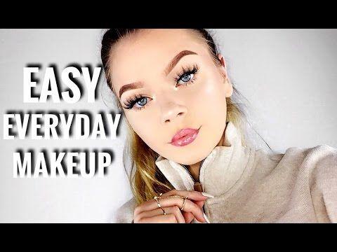 my everday makeup look  indepth tutorial  simple