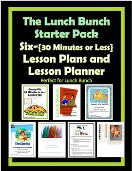Super Sale for 48 hours! Lunch Bunch Starter Pack